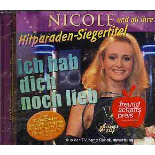 Nicole ICH HAB DICH NOCH LIEB CD