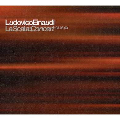 Ludovico Einaudi LA SCALA: CONCERT 03 03 03 CD