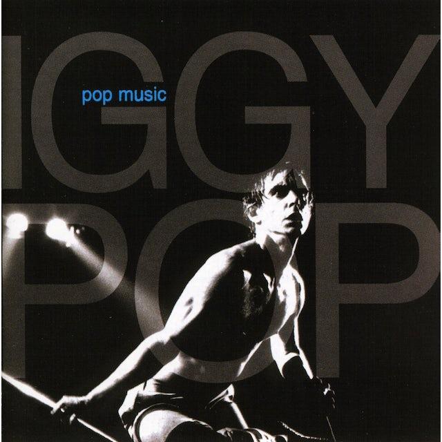 Iggy Pop POP MUSIC CD