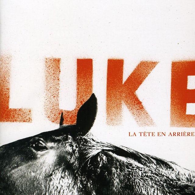 Luke LA TETE EN ARRIERE CD