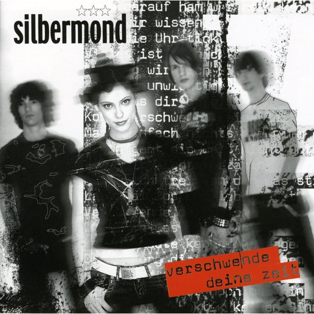 Silbermond VERSCHWENDE DEINE ZEIT CD
