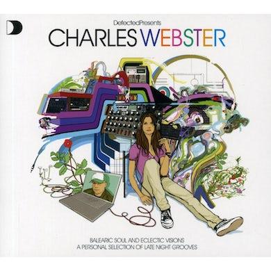 DEFECTED PRESENTS CHARLES WEBSTER CD