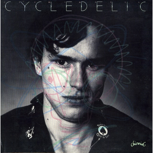 Johnny Moped CYCLEDELIC CD
