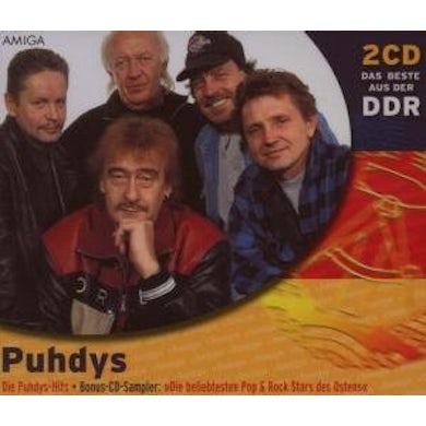 Puhdys DAS BESTE DER DDR CD