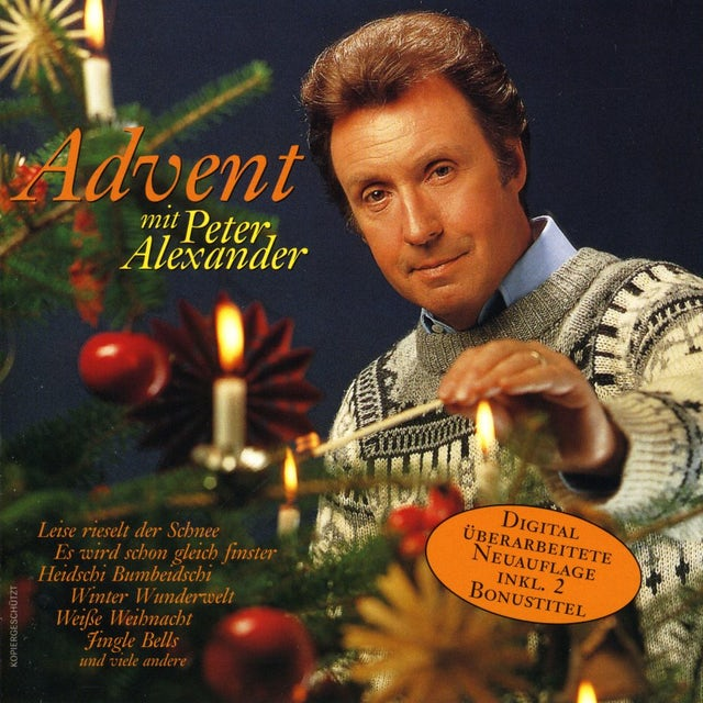 ADVENT MIT PETER ALEXANDER CD