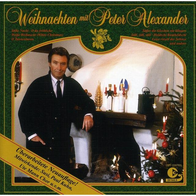WEIHNACHTEN MIT PETER ALEXANDER CD