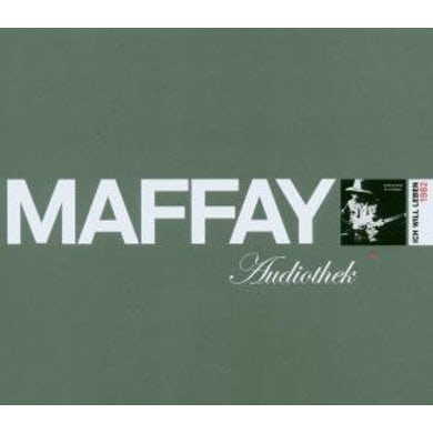 Peter Maffay ICH WILL LEBEN CD