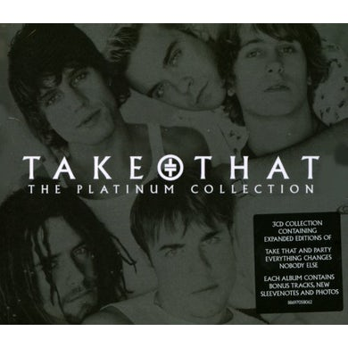 Take That PLATINUM COLLECTION CD