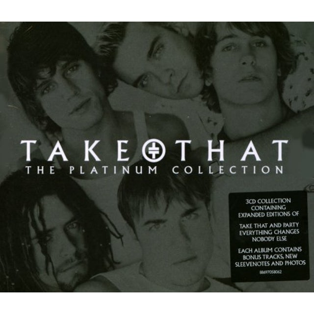 Take That PLATINUM COLLECTION CD