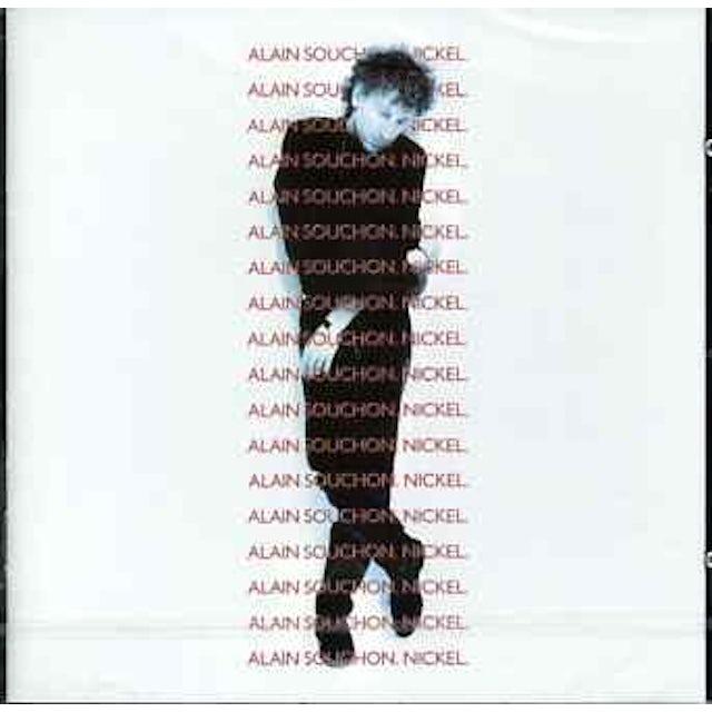 Alain Souchon NICKEL - LIVE CD