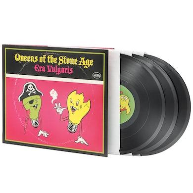 Queens Of The Stone Age ERA VULGARIS - Limited Edition Gatefold Triple LP Vinyl Record