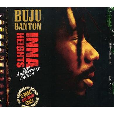 Buju Banton INNA HEIGHTS: 10TH ANNIVERSARY EDITION CD