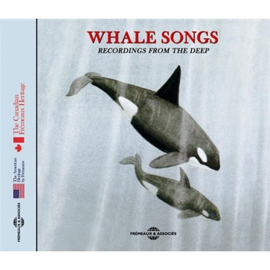 Sounds of Nature WHALE SONGS / RECORDINGS FROM THE DEEP CD