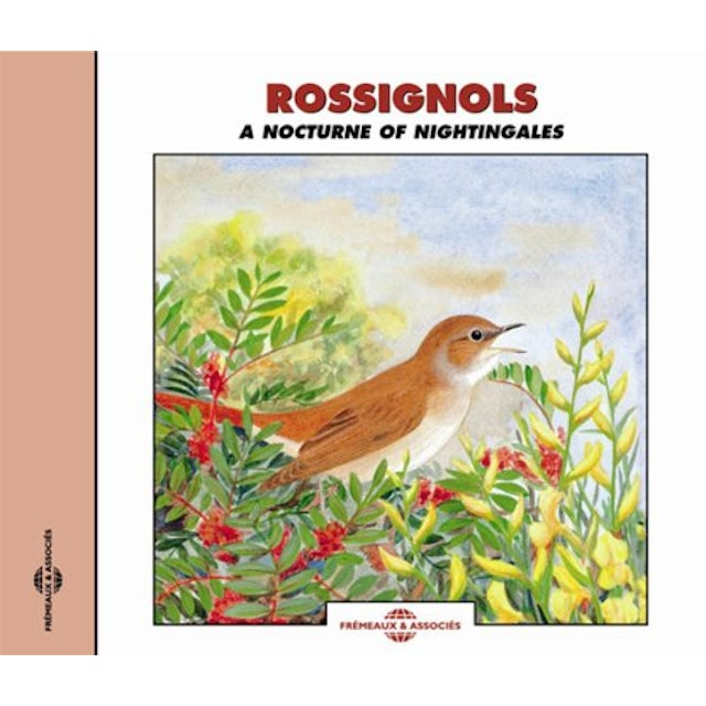 Sounds of Nature NOCTURNE OF NIGHTINGALES CD