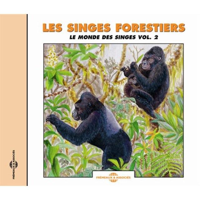 Sounds of Nature SINGES FORESTIERS: LE MONDE DES SINGES 2 CD