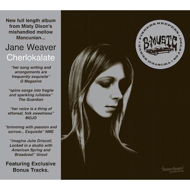 Jane Weaver CHERLOKALATE CD
