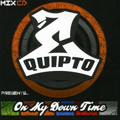 Equipto ON MY DOWN TIME CD