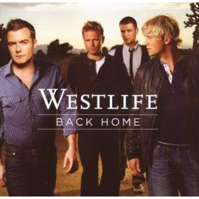 Westlife BACK HOME CD