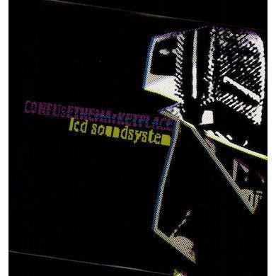 LCD Soundsystem CONFUSE THE MARKETPLACE Vinyl Record