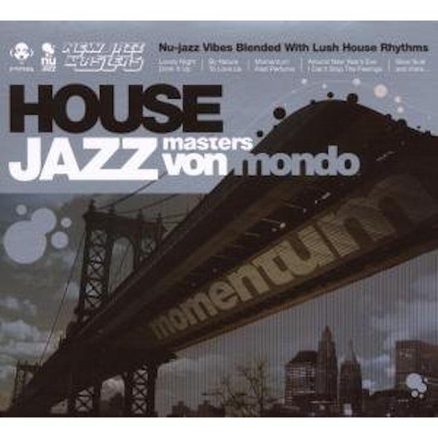 Von Mondo MOMENTUM CD