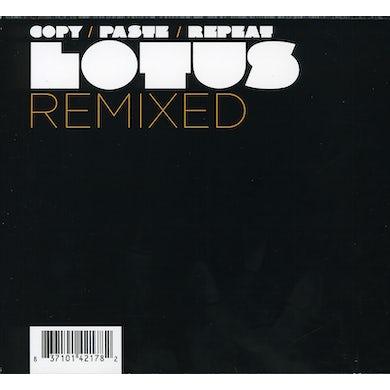 Lotus COPY PASTE REPEAT CD