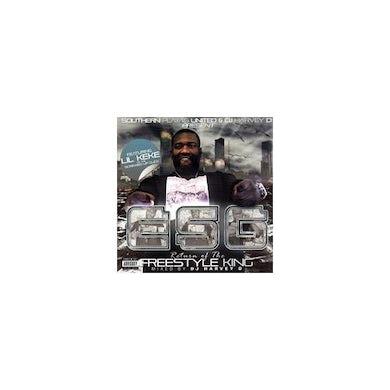 Esg RETURN OF THE FREESTYLE KING: CHOPPED CD