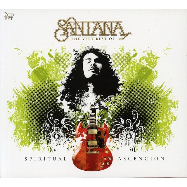 Santana SPIRITUAL ASCENSION: THE BEST OF CD