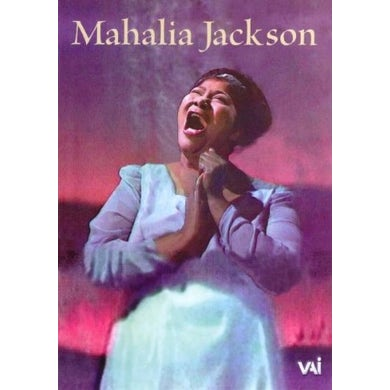 Mahalia Jackson 1947-1962 DVD