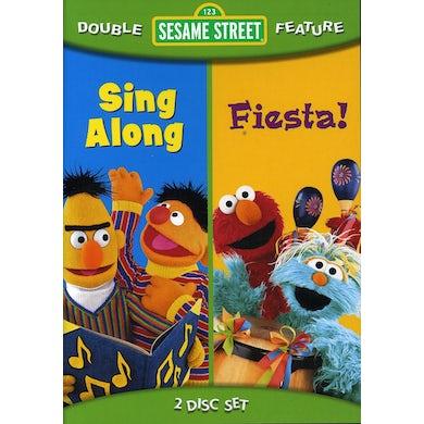 Sesame Street FIESTA / SING ALONG DVD