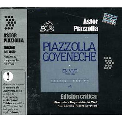 Astor Piazzolla EDICION CRITICA CD