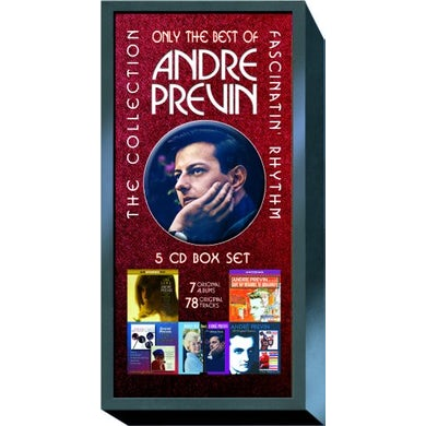 ONLY THE BEST OF ANDRE PREVIN CD