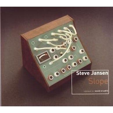 Steve Jansen SLOPE CD
