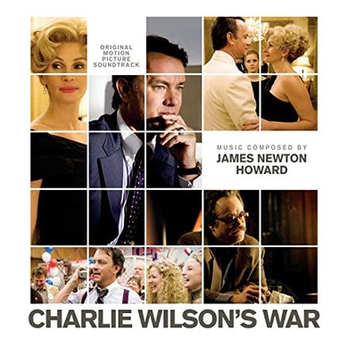 James Newton Howard CHARLIE WILSON'S WAR (SCORE) / Original Soundtrack CD