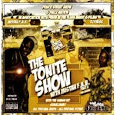 TONITE SHOW WITH MISTAH FAB (PART 2) THE SEQUEL CD
