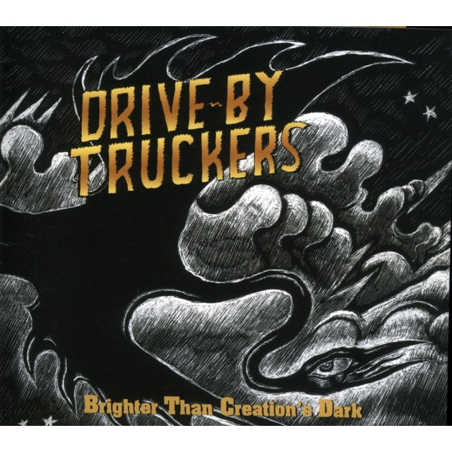 Drive-By Truckers BRIGHTER THAN CREATION'S DARK CD