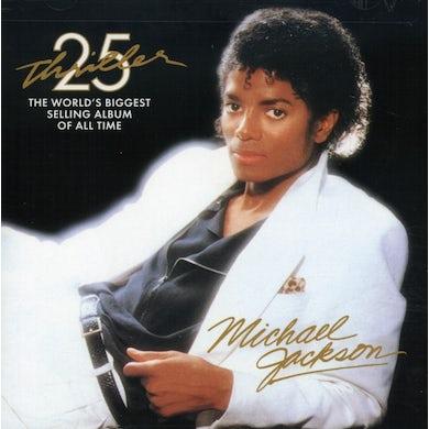Michael Jackson THRILLER: 25TH ANNIVERSARY EDITION CD