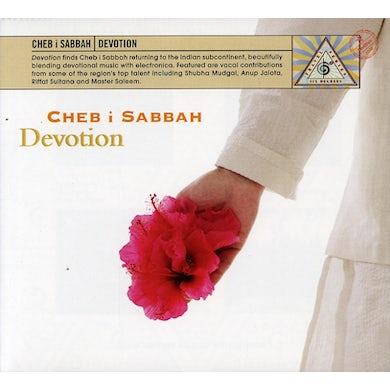 DJ Cheb I Sabbah DEVOTION CD