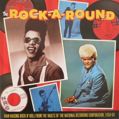 Rock-A-Round: Hair Raising Rock N Roll / Various Vinyl Record