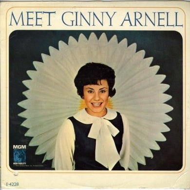 MEET GINNY ARNELL CD
