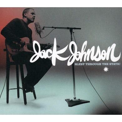 Jack Johnson SLEEP THROUGH THE STATIC CD