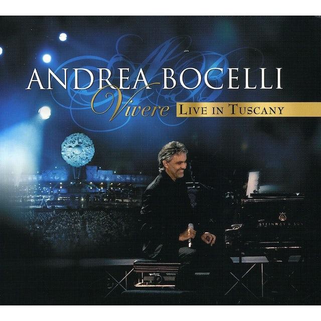 Andrea Bocelli VIVERE LIVE IN TUSCANY CD
