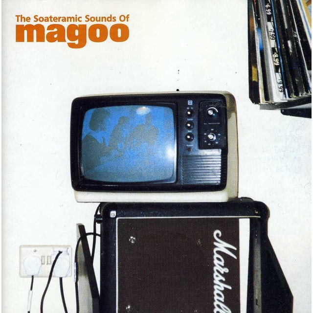 Magoo SOATERAMIC SOUNDS OF CD