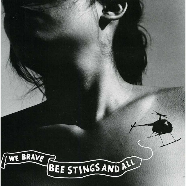 Thao WE BRAVE BEE STINGS & ALL CD