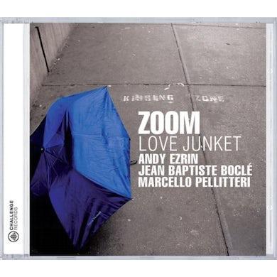 Zoom LOVE JUNKET CD
