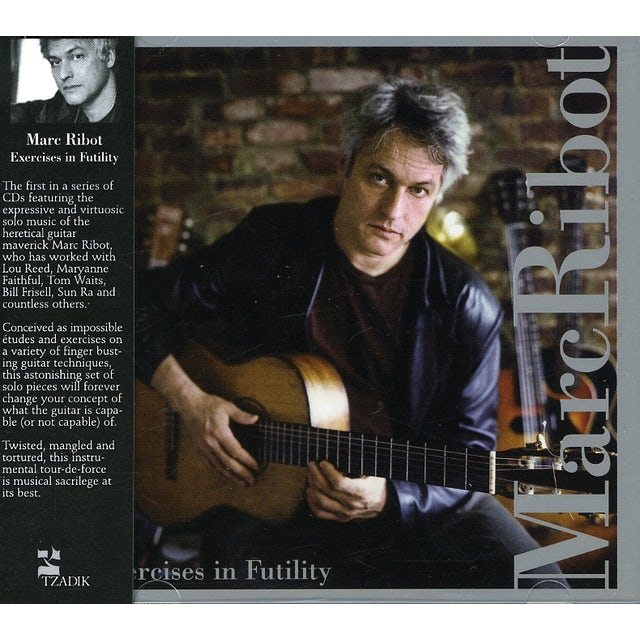 Marc Ribot EXERCISES IN FRUSTRATION CD