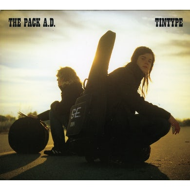The Pack a.d. TINTYPE CD