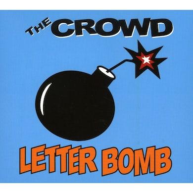 CROWD LETTER BOMB CD