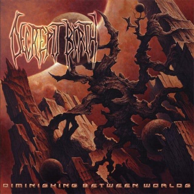 Decrepit Birth DIMINISHING BETWEEN WORLDS CD