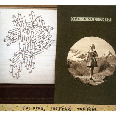 Defiance Ohio THE FEAR THE FEAR THE FEAR CD