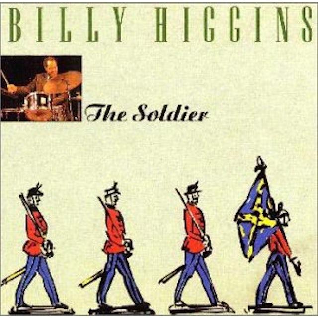 Billy Higgins SOLDIER CD